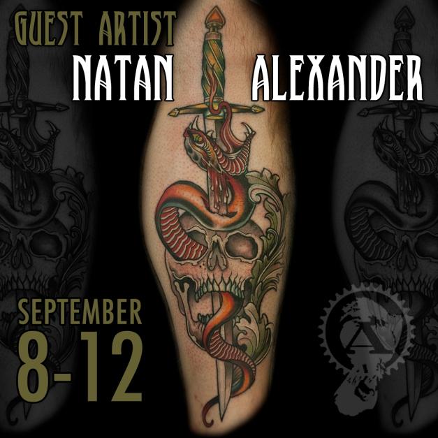 N guest spot artisan copy